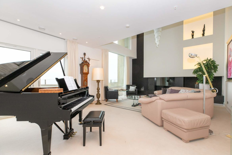 Te koop: Penthouse in de hoogste woontoren van Rotterdam