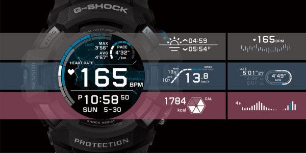 Casio G-SHOCK Smartwatch: GSW-H1000