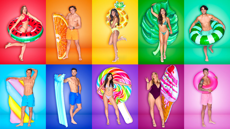 Dit zijn de tien singles uit Love Island 2021