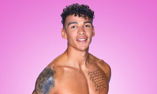 Joey uit Love Island 2021