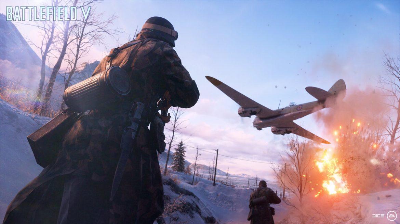 PlayStation Plus mei 2021: Battlefield V