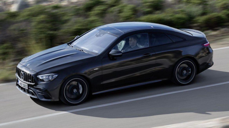 Welke auto's zorgen voor meer Tinder-matches? Mercedes AMG
