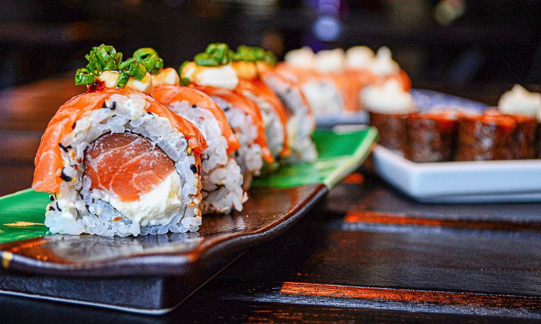 Sojasaus mengen met wasabi is culinair taboe
