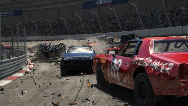 PlayStation Plus mei 2021: Wreckfest: Drive Hard, Die Last
