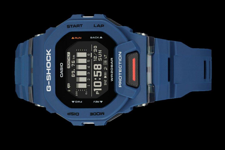 Casio G-Shock GBD-200 blauw