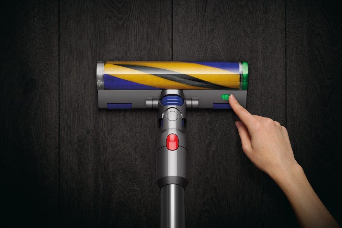 Dyson V15 Detect Absolute 3