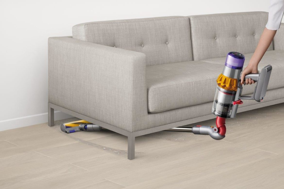 Dyson V15 Detect Absolute 4