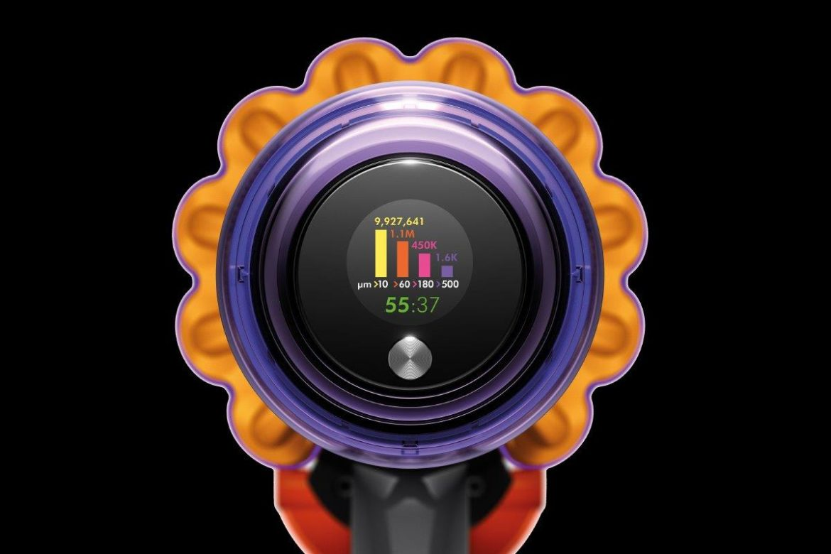 Dyson V15 Detect Absolute 6