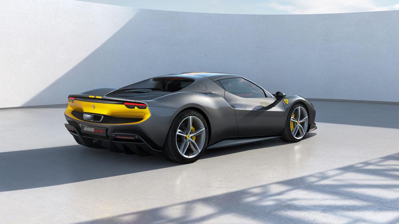 Ferrari 296 GTB Assetto Fiorano 2021