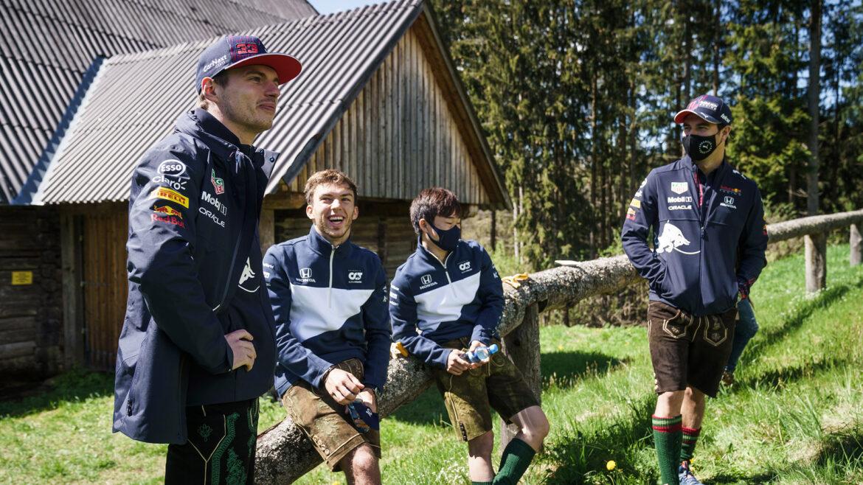 Formula Schnitzeljagd met Max Verstappen