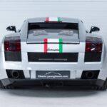 Lamborghini van David Beckham (Gallardo 2004)