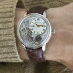 Maurice Lacroix Masterpiece Gravity band