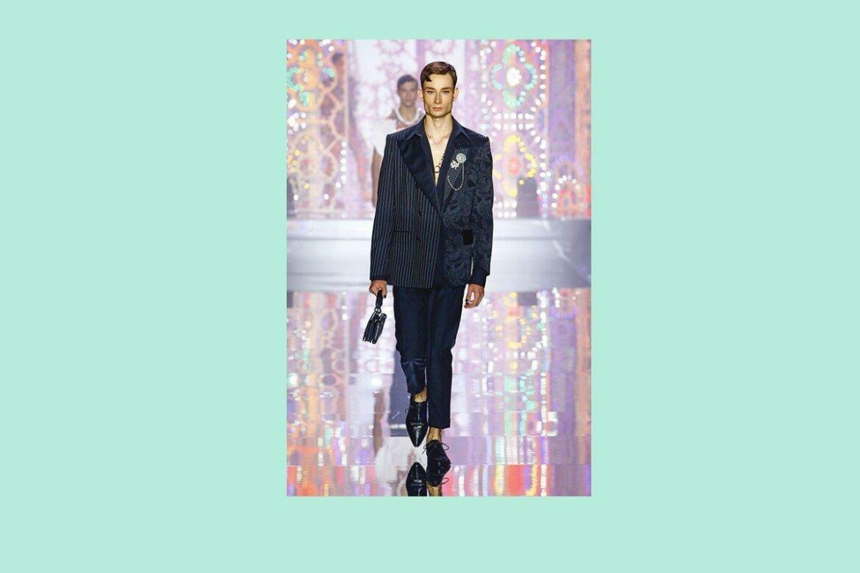 Milano Fashionweek lente/zomer 2022 Dolce & Gabbana