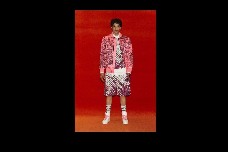 Milano Fashionweek lente/zomer 2022 Philipp Plein