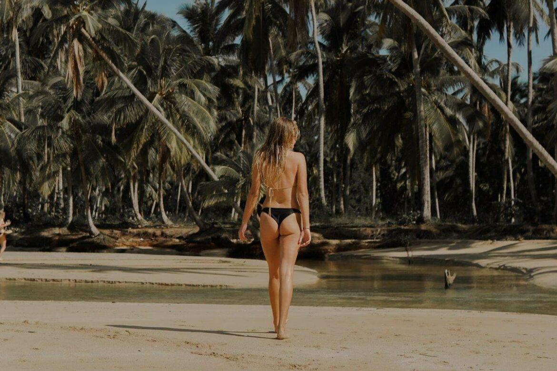 Olivia Ponton is de mooiste minikini-babe