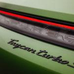 Porsche Taycan Turbo S Cross Turismo 2021: advertorial
