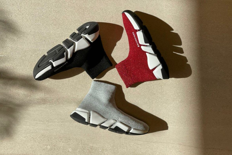 Tips om fraaie sneakers te scoren Balenciaga