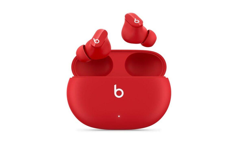 Apple Beats Studio Buds rood