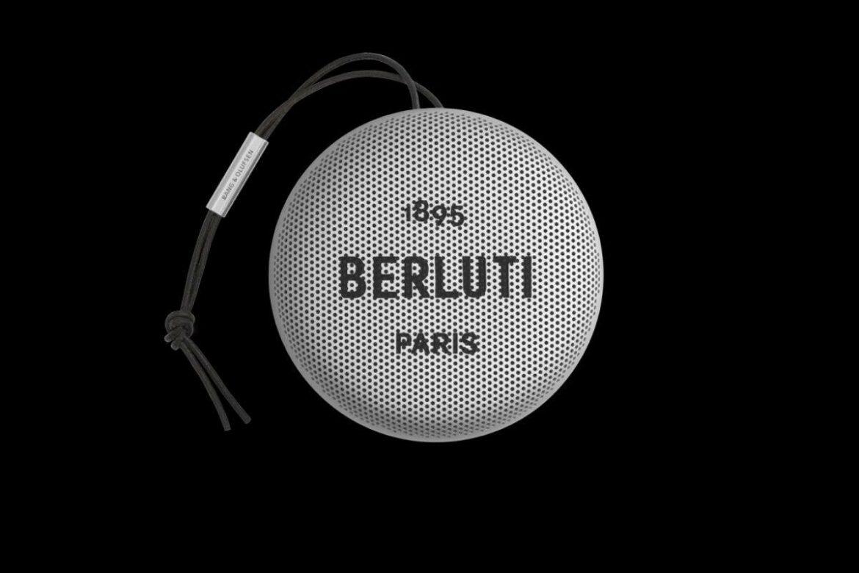 Bang & Olufsen x Berluti outdoor speaker