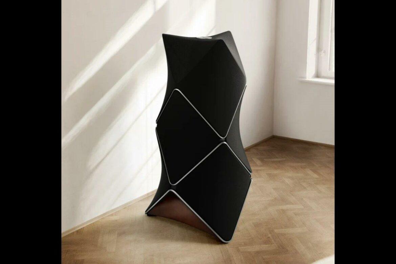 Bang & Olufsen x Berluti speakers
