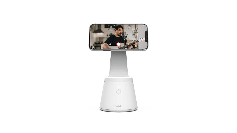 Belkin magnetische telefoonhouder met face-tracking
