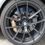 BMW M3 CS Domeinen