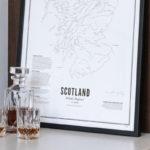 kunst met whisky lijst