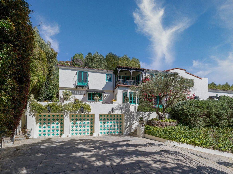 Leonardo DiCaprio koopt huis garages