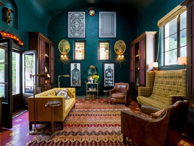 Leonardo DiCaprio koopt huis huiskamer