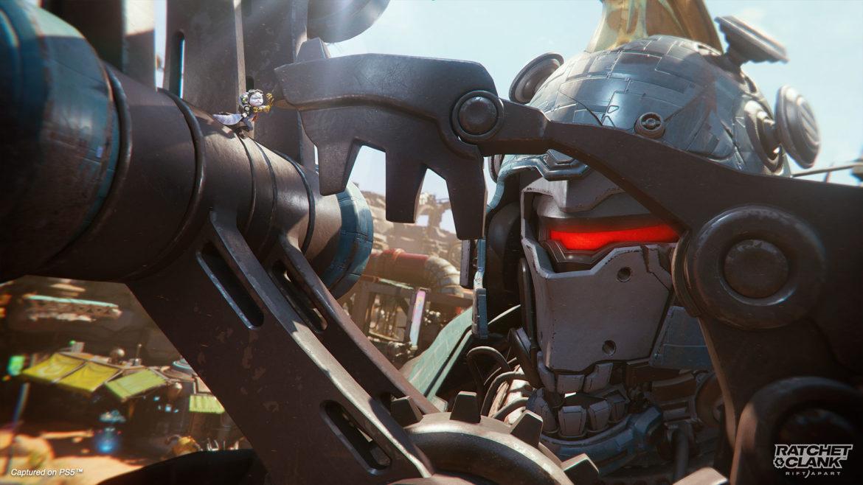 Ratchet & Clank Rift Apart (PS5) screenshot 1