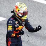Hamilton verliest weer van Verstappen