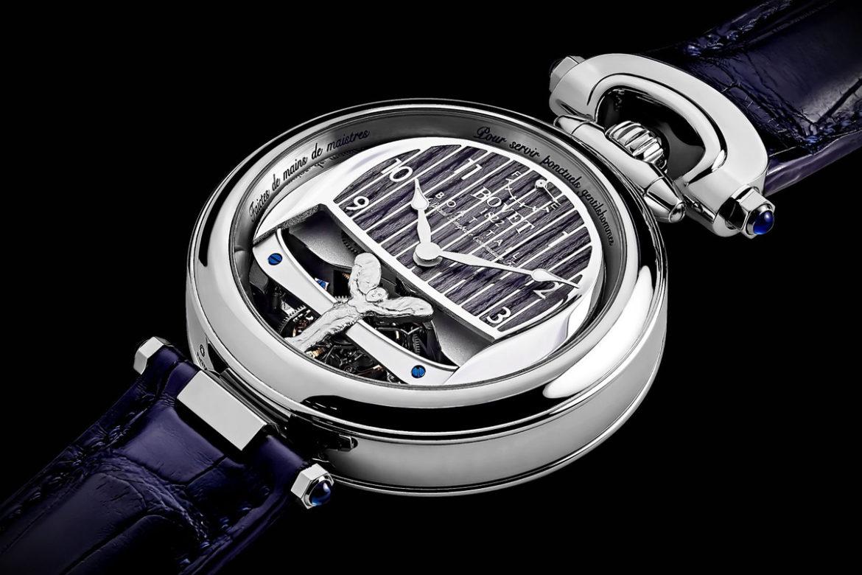 Rolls-Royce x Bovet horloge