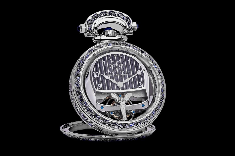 Rolls-Royce x Bovet horloge dames tafelmodel