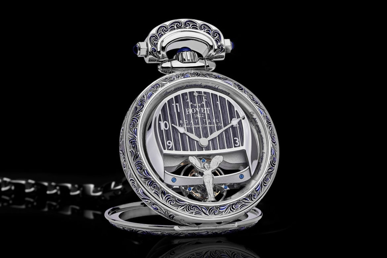 Rolls-Royce x Bovet horloge dames zakhorloge