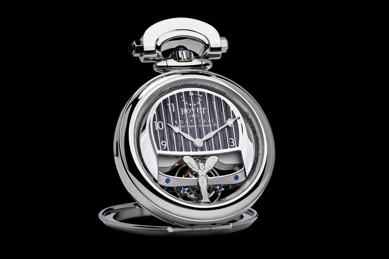 Rolls-Royce x Bovet horloge heren tafelmodel