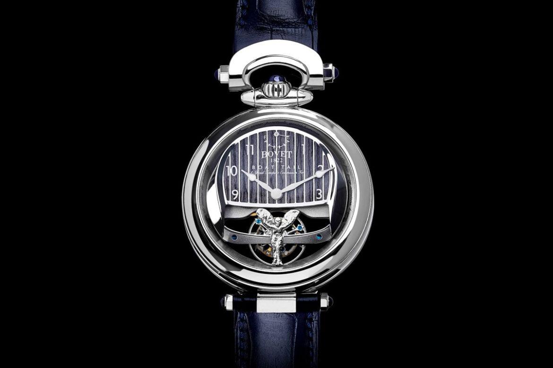 Rolls-Royce x Bovet horloge heren voorkant