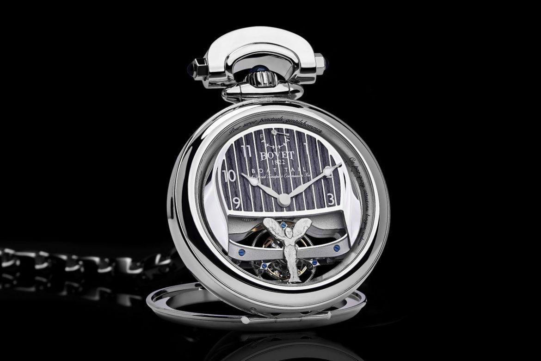 Rolls-Royce x Bovet horloge heren zakhorloge
