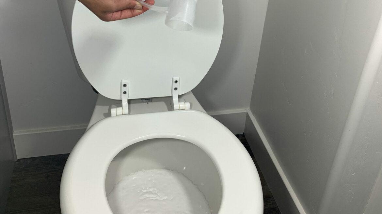 Splashh: geen plons in de wc