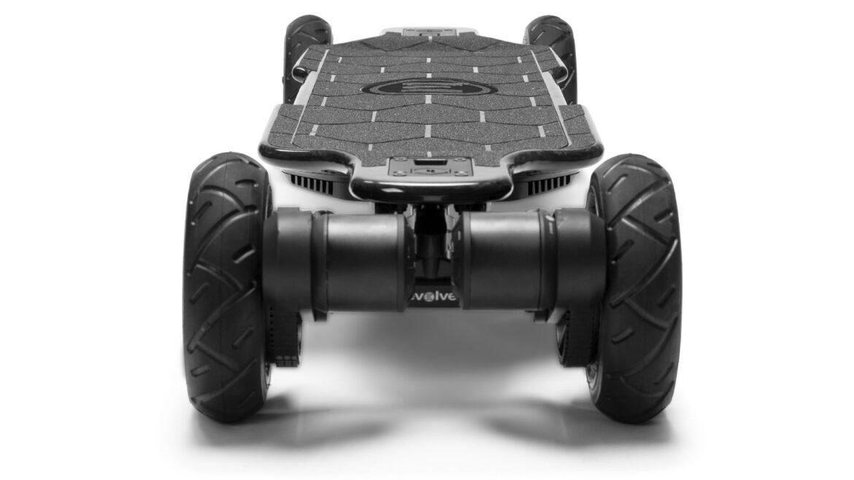 Evolve Hadean Carbon elektrisch skateboard