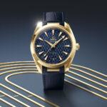 OMEGA Seamaster Aqua Terra Tokyo 2020 Gold Edition