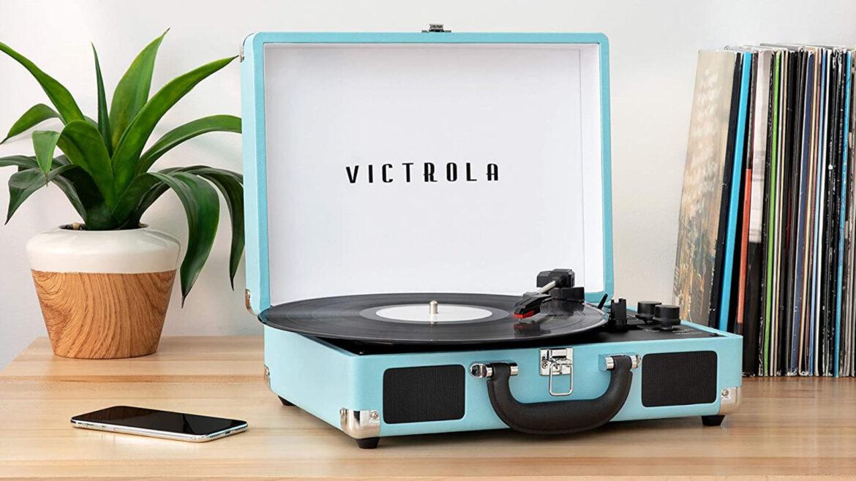Victrola platenspeler