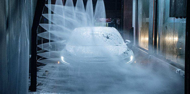 Dit is het beste programma om te kiezen in de autowasstraat