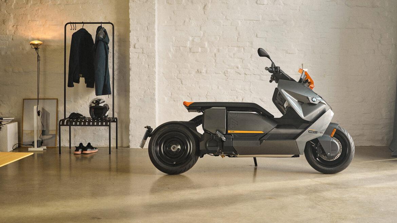 BMW CE 04 2021 elektrische motorscooter