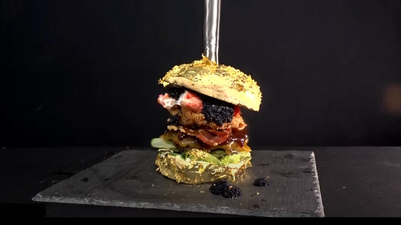 duurste hamburger ooit eetklaar