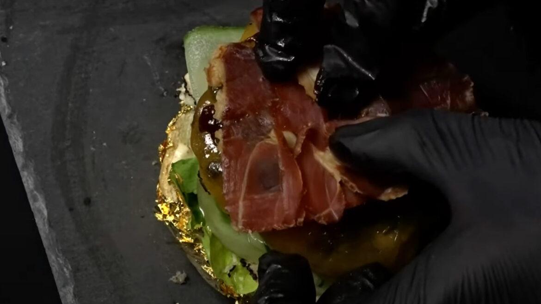 duurste hamburger ooit ham