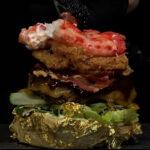 duurste hamburger ooit De Veen