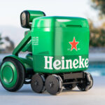 Heineken B.O.T. binnenkant