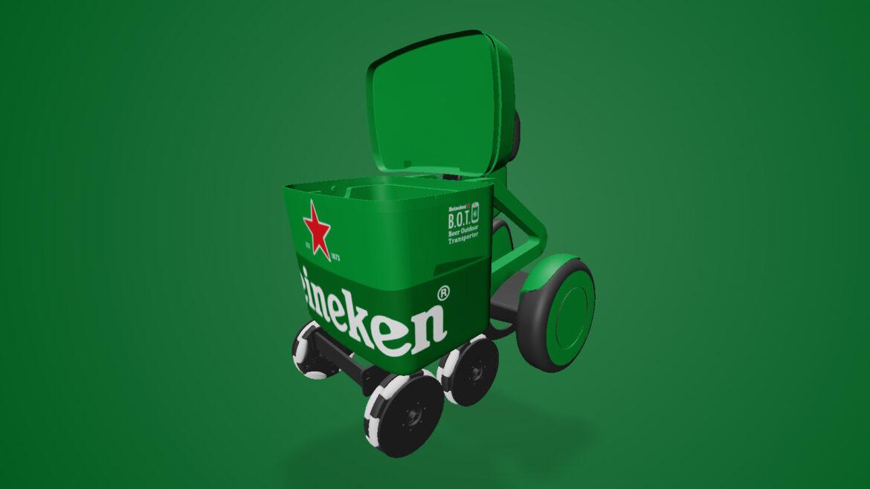 Heineken B.O.T. voorkant