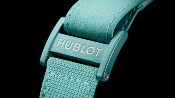 Hublot Big Bang Unico Summer sluiting