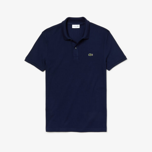 Lacoste Polo Slim Fit Donkerblauw